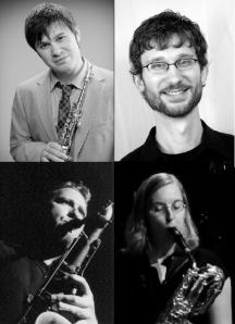 sax quartet photo
